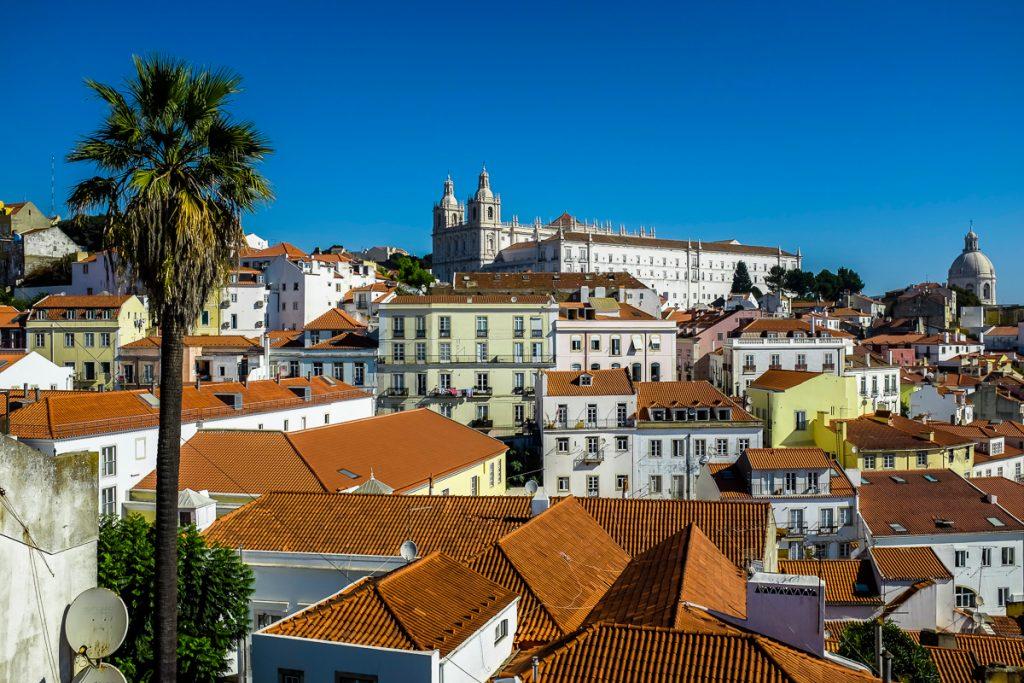 alfama portugalija