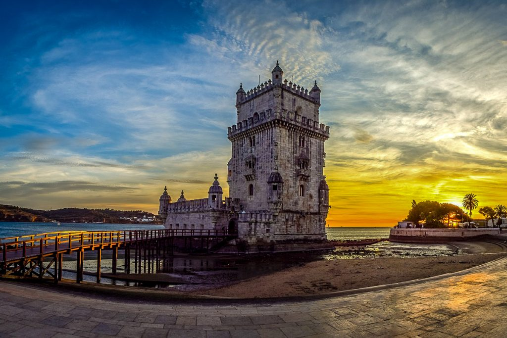 Belemo bokstas lisabonoje