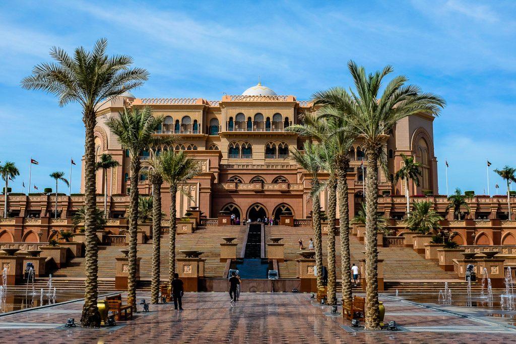 Emirates Palace viešbutis
