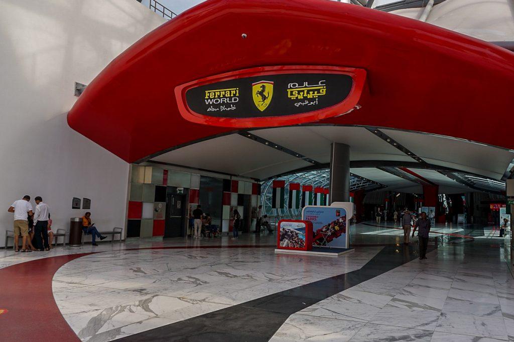 Ferrari pasaulis