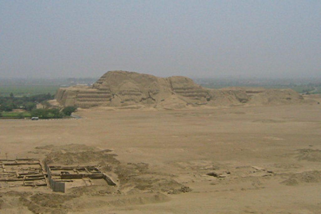 Huaca De Sol