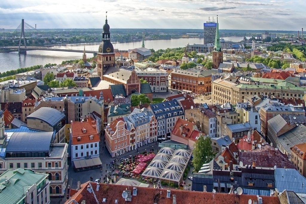 Ką pamatyti Latvijoje