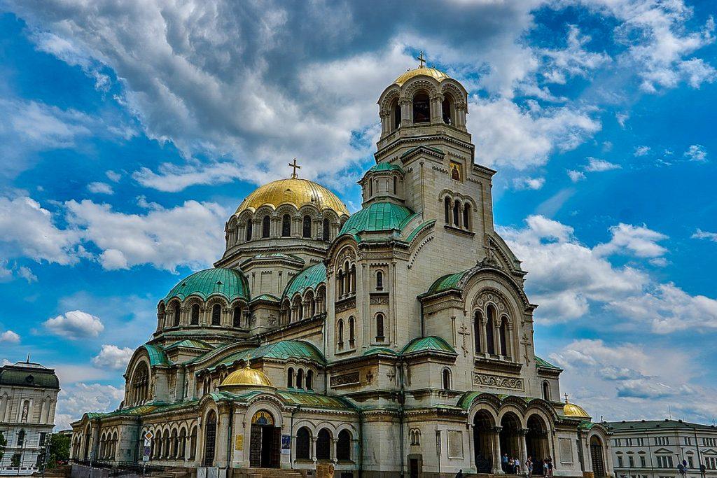 Aleksandro Nevskio katedra