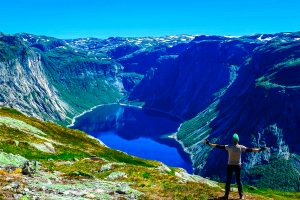 Ką pamatyti Norvegijoje