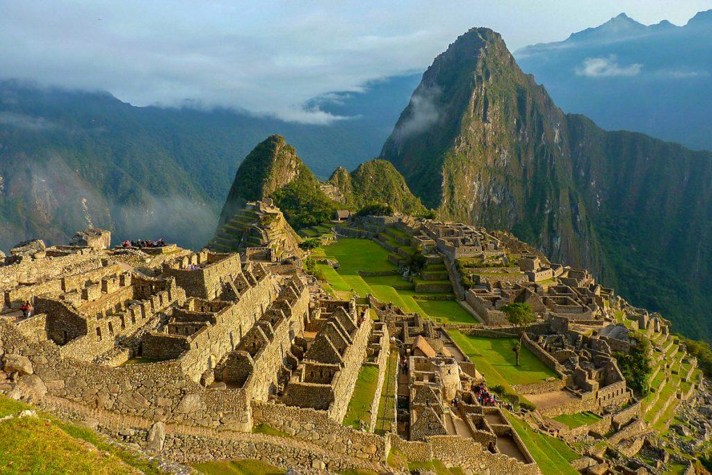 Peru ypatingos vietos