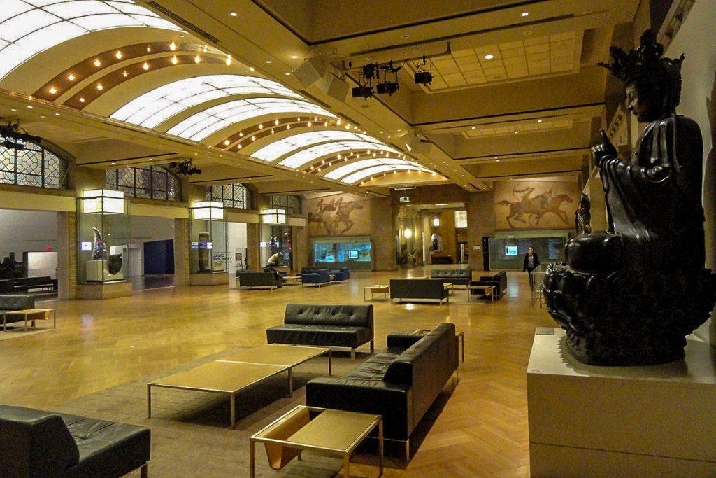 Karaliskas Ontario muziejus