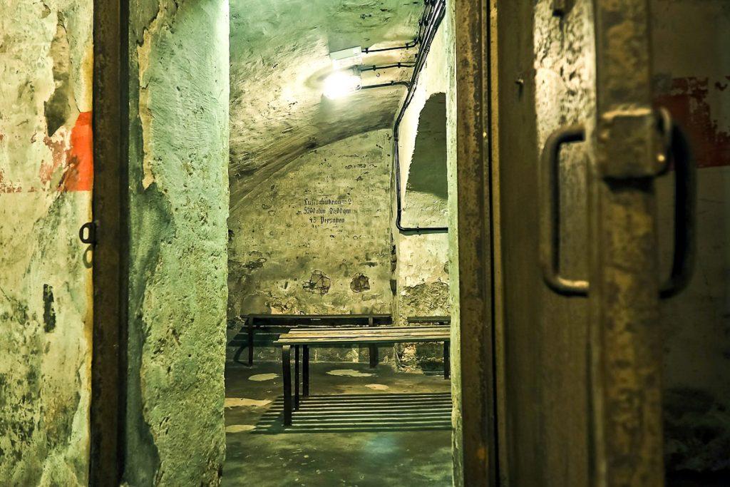 Slaptas sovietų bunkeris