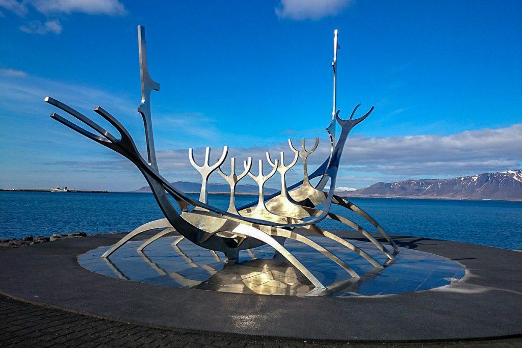 solfar skulptura reikjavikas