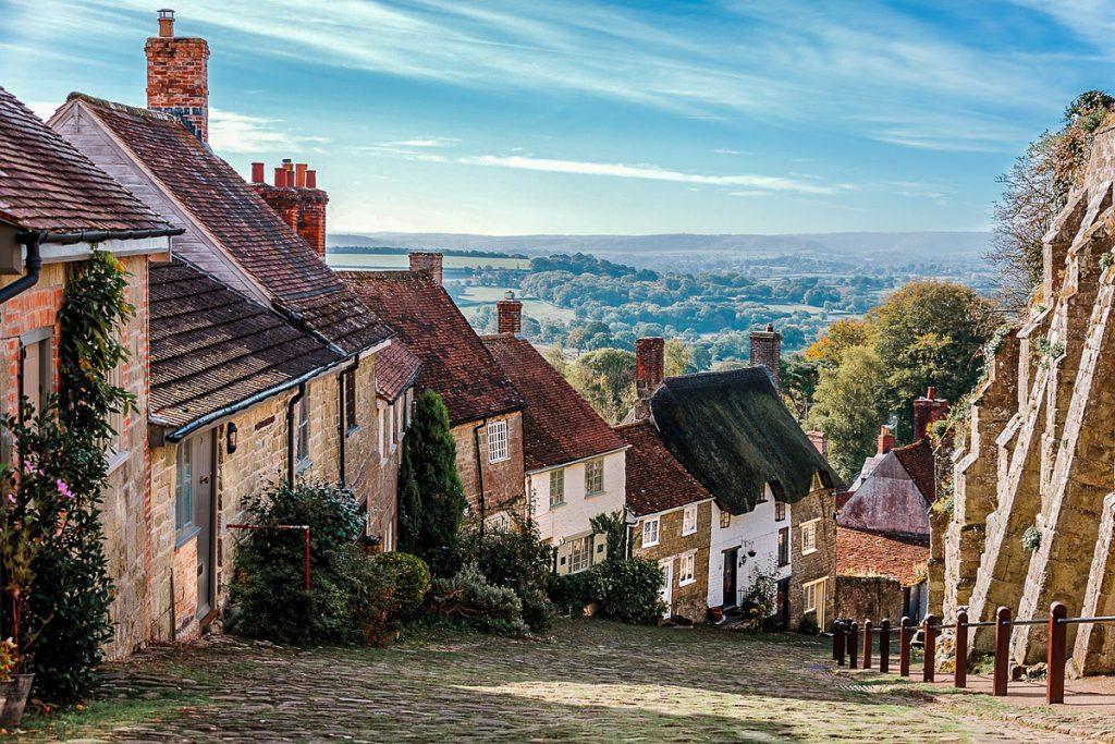 Ką pamatyti Anglijoje