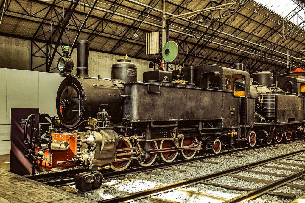 Auksinės pakrantės geležinkelio muziejus
