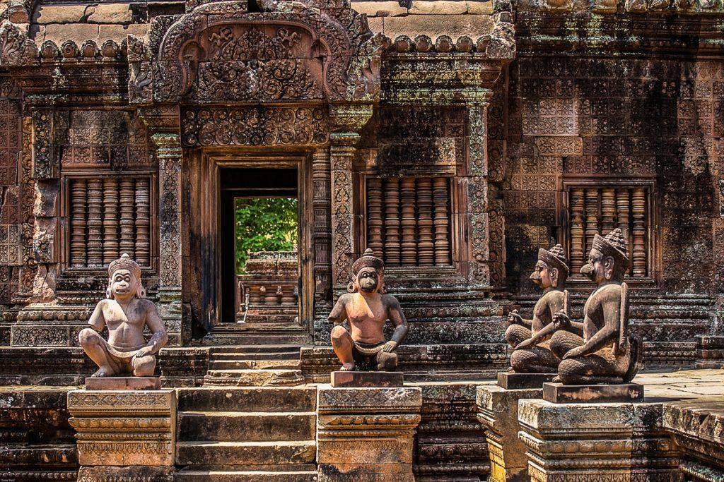 Banteai Srėjaus šventykla