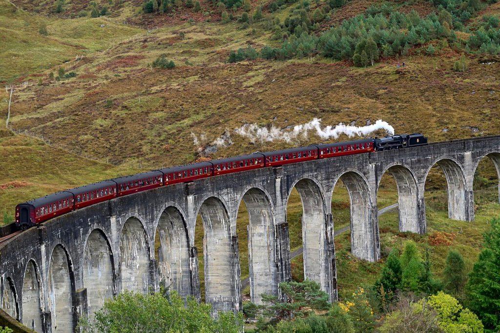 Glenfinnan viadukas