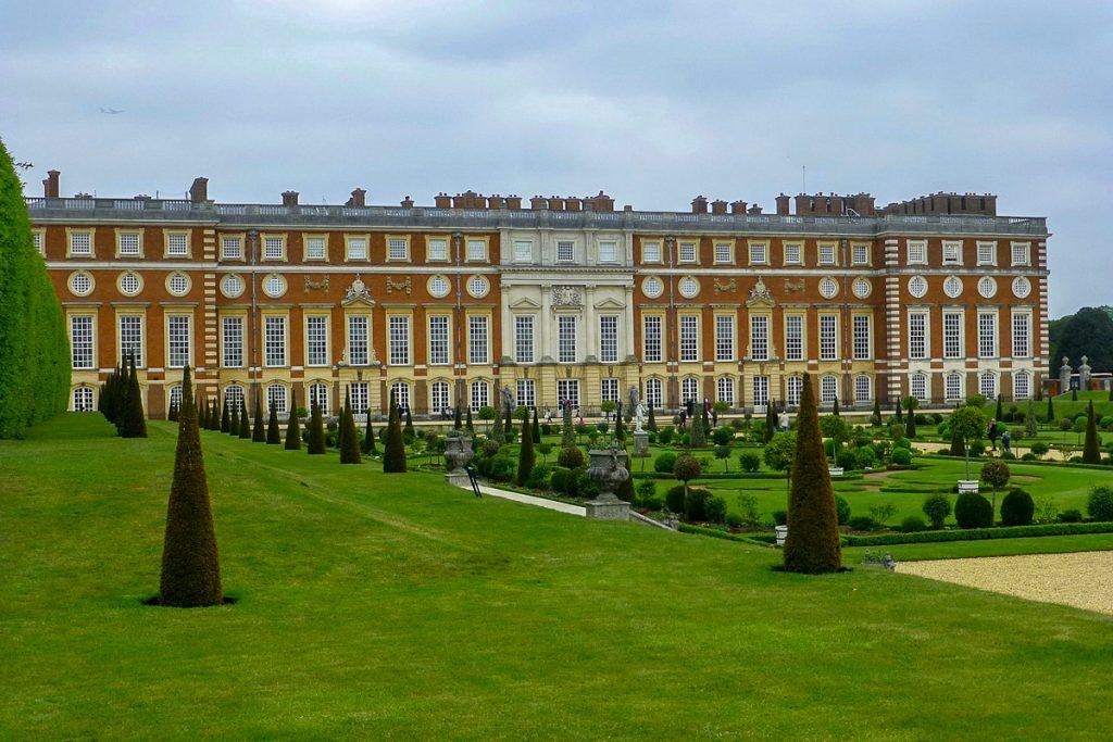Hamptono karališkieji rūmai