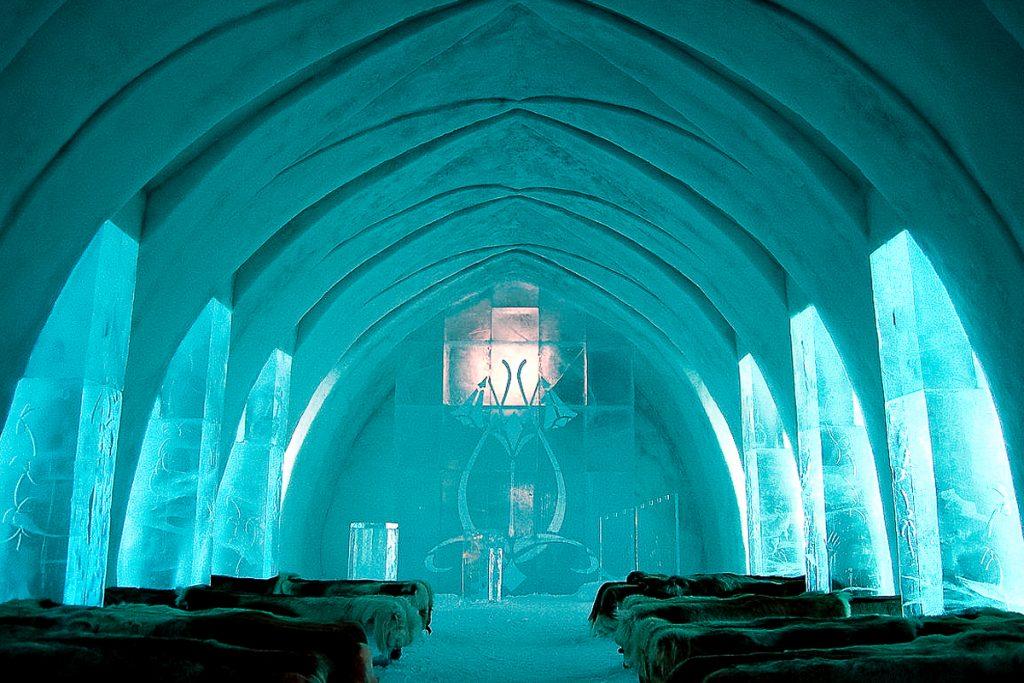 Ledo viesbutis