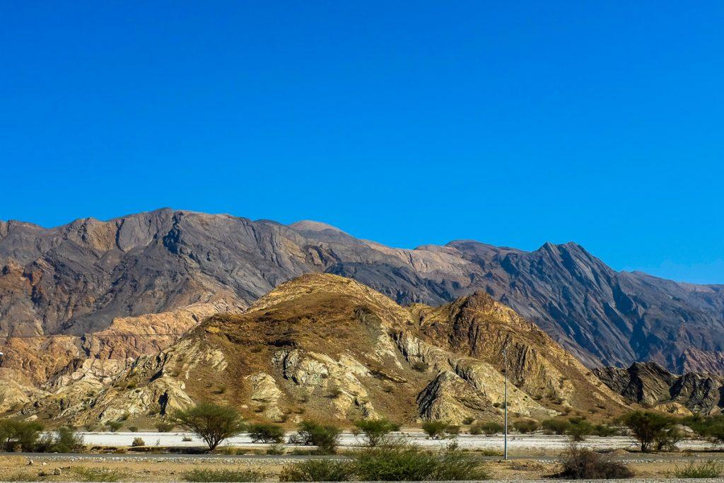 Džabel Akdaro kalnai