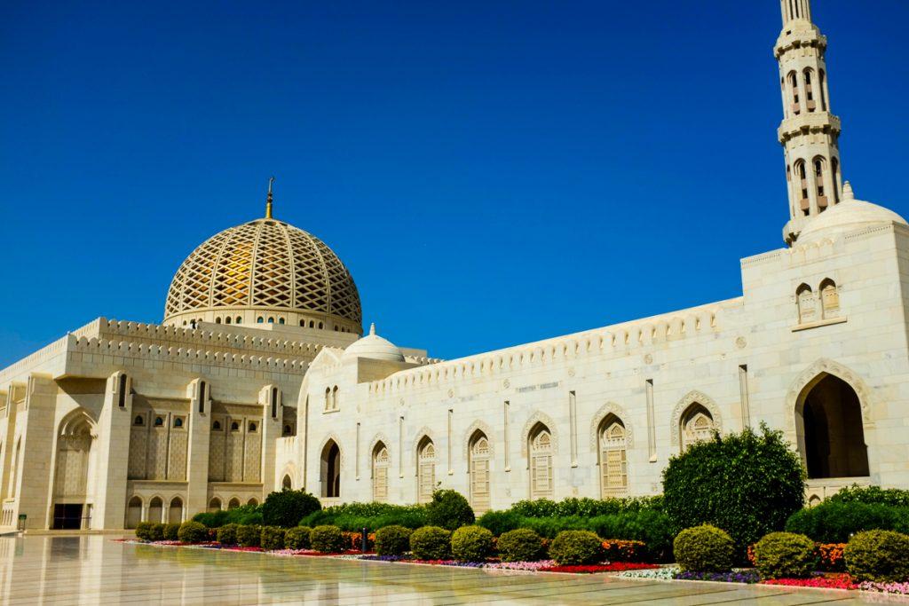 Didžioji Sultono Kabuso mečetė