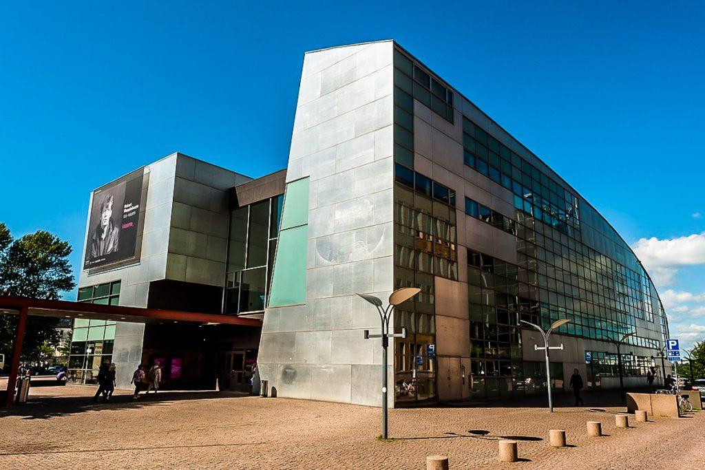 siuolaikinio meno centras helsinkyje