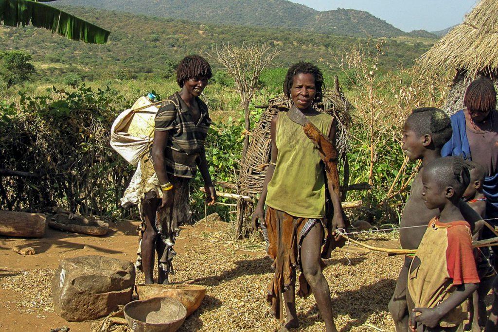 Mago nacionalinis parkas etiopija