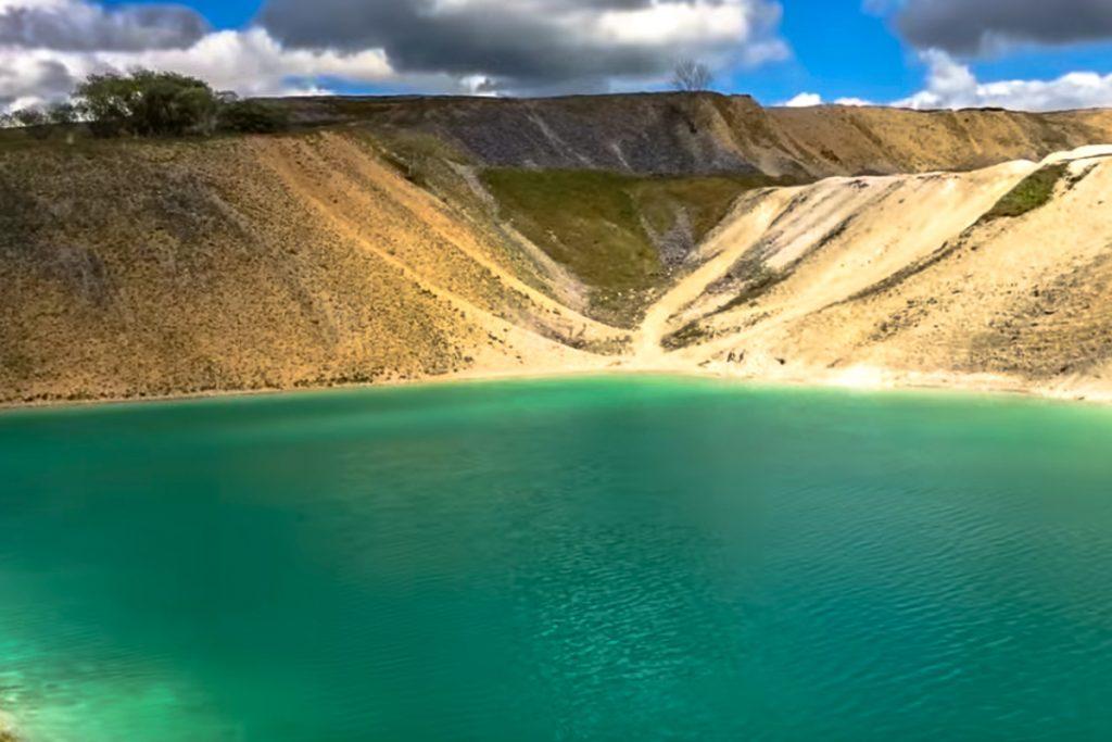 Mėlynoji Buxtono lagūna