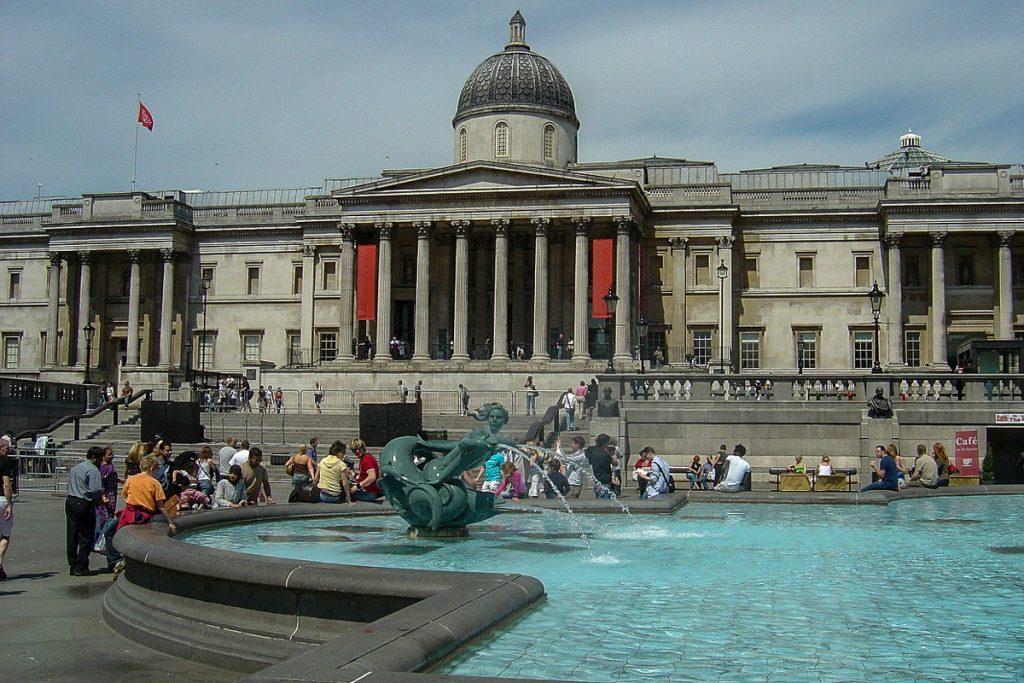nacionaline galerija londone