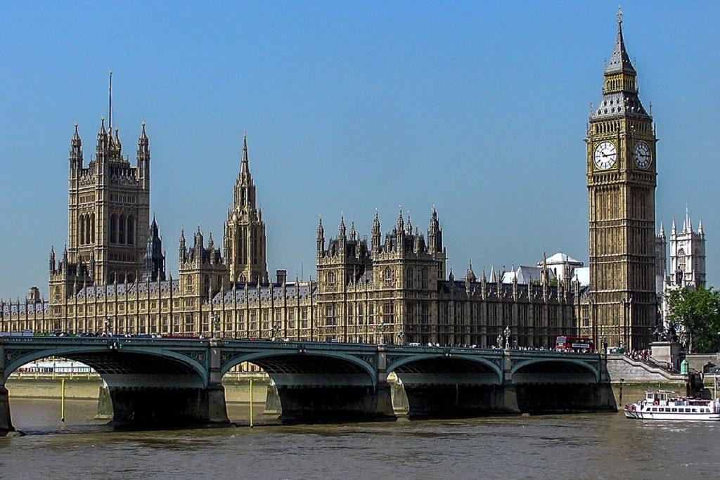 parlamento rumai londone