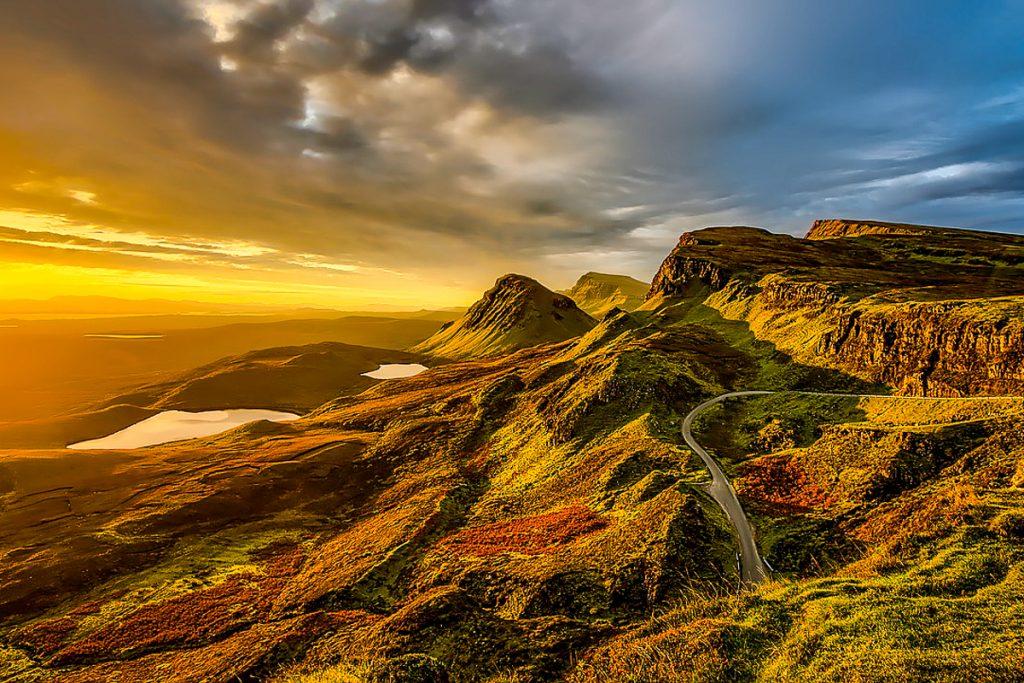 Ką pamatyti Škotijoje