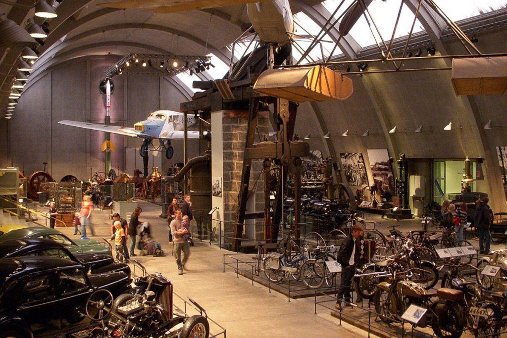 Mokslo ir technologiju muziejus