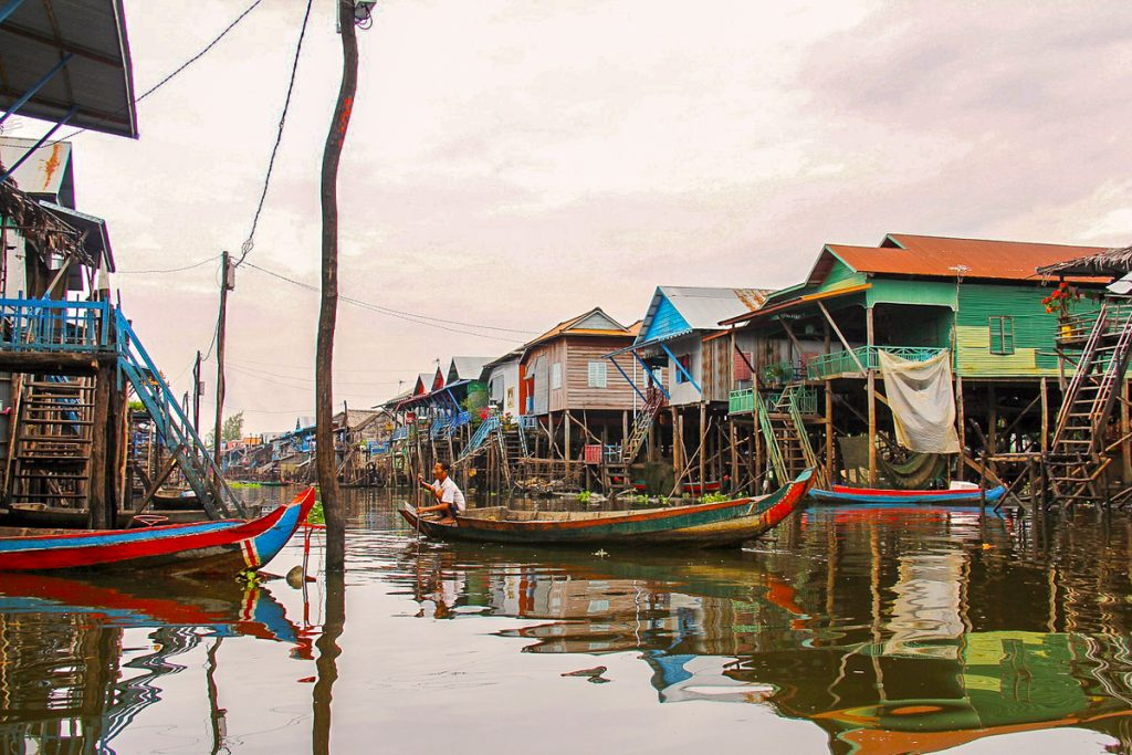 Tonlesapo ežeras