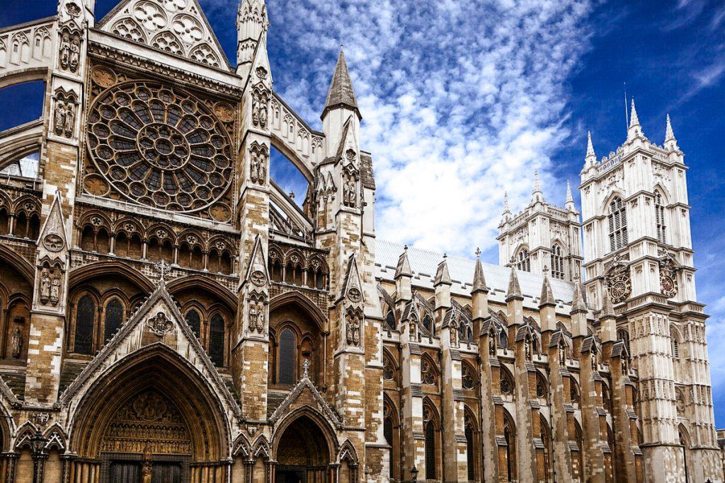 vestminsterio vienuolynas londone