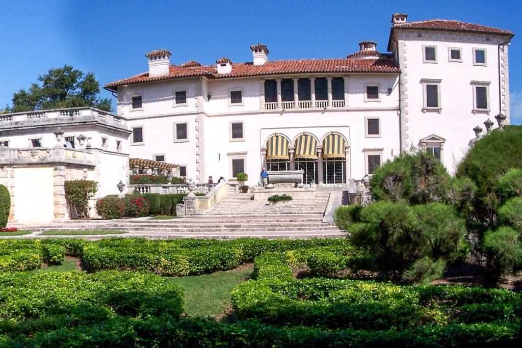 Vizcaya muziejus ir sodai