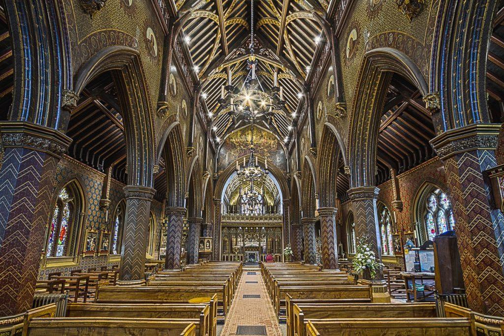 zilio katedra edinburge