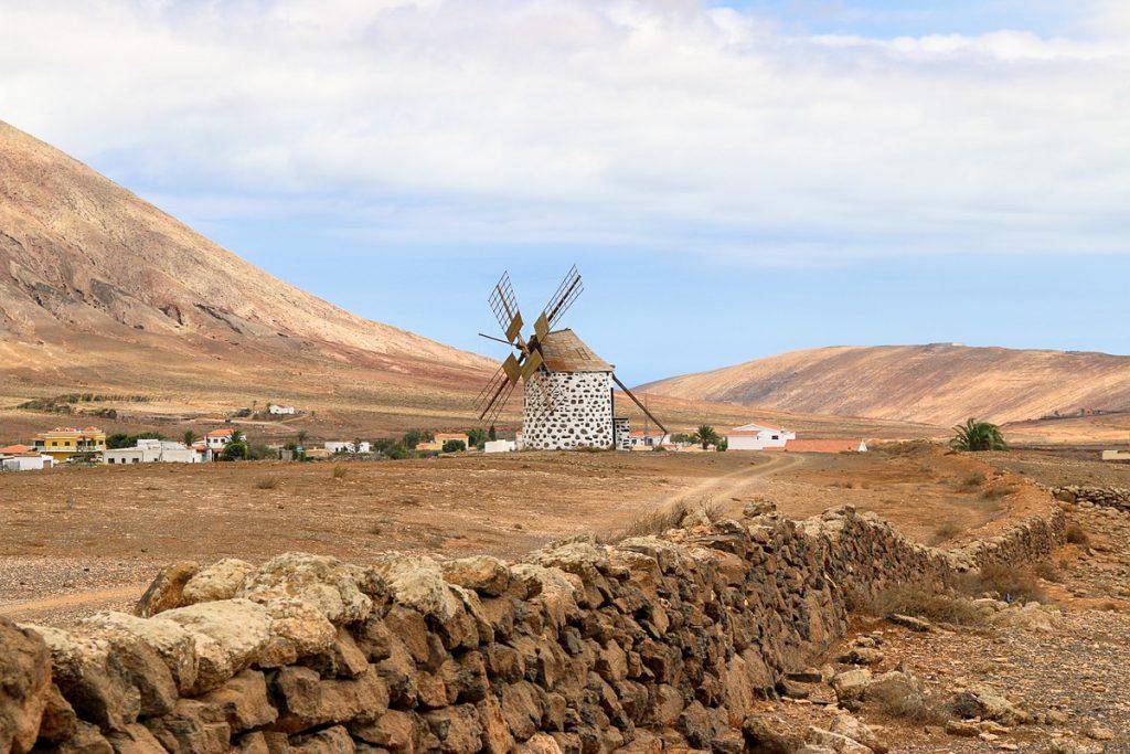 Antigva kaimas Fuerteventuroje