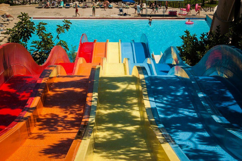 Akvaland vandens parkas Maljorkoje