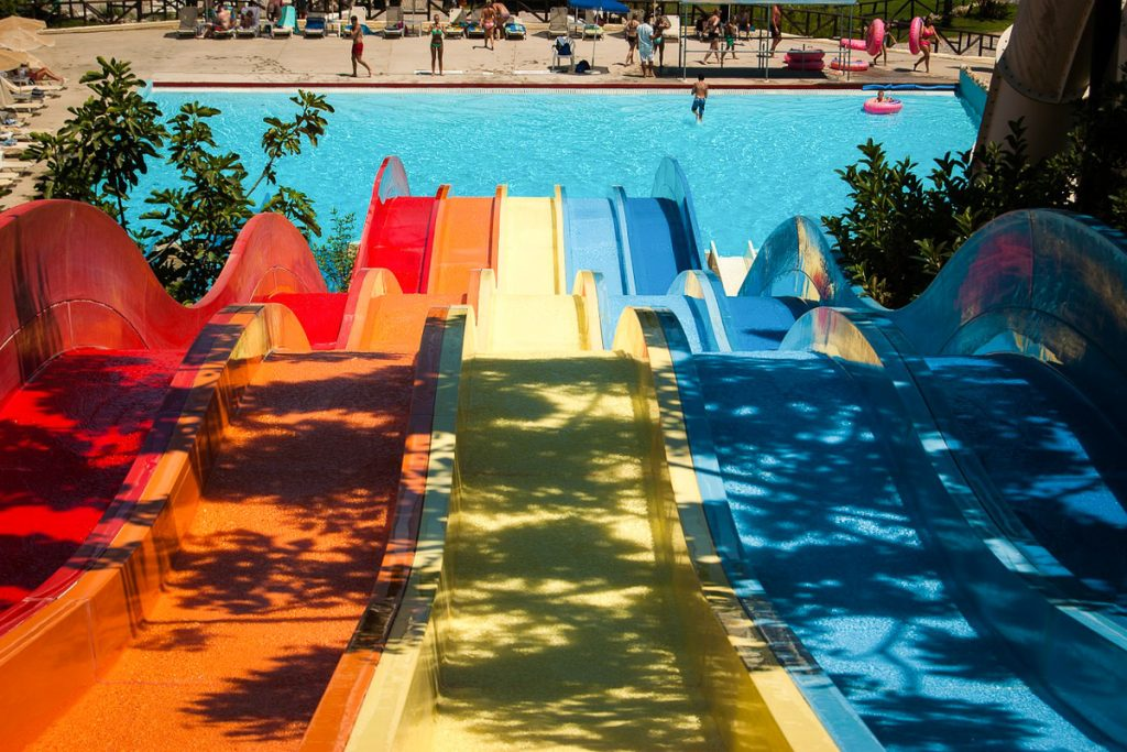 Baku vandens parkas Fuerteventuroje