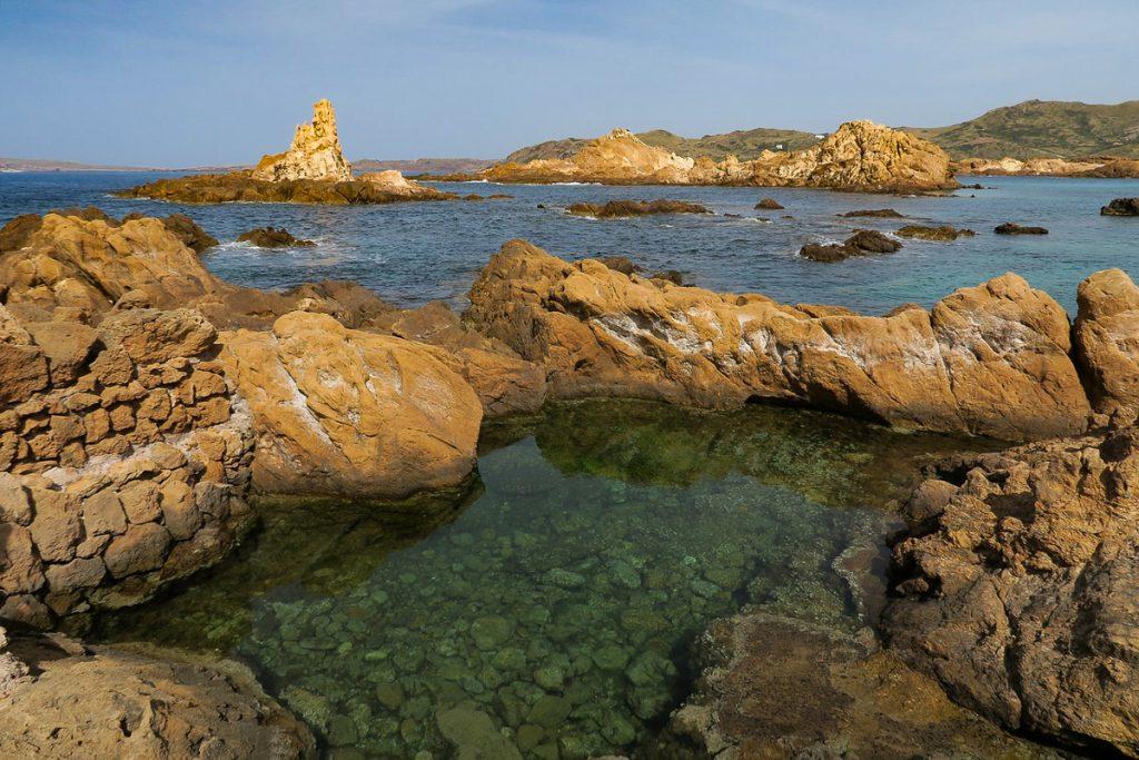 Cala Pregonda paplūdimys