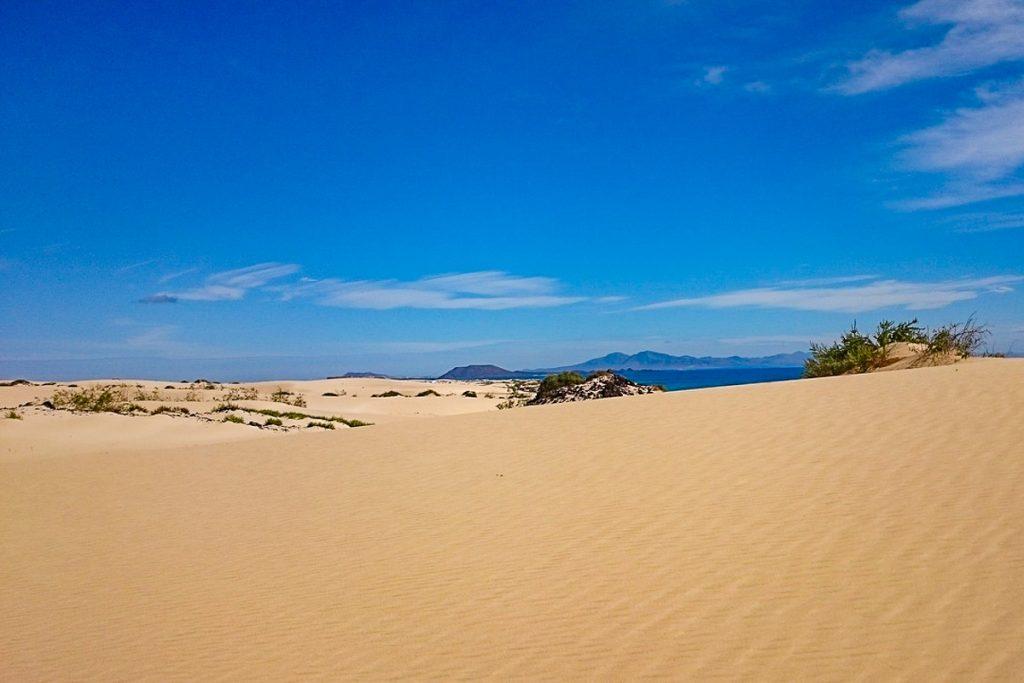 Corralejo gamtos parkas