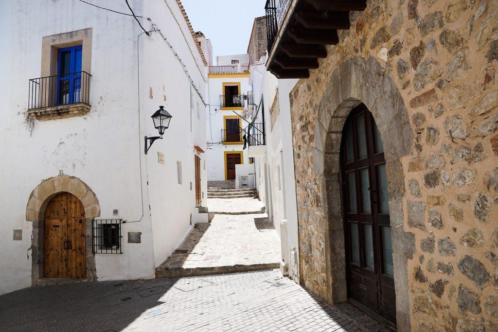 Senamiestis Dal Vita Ibiza
