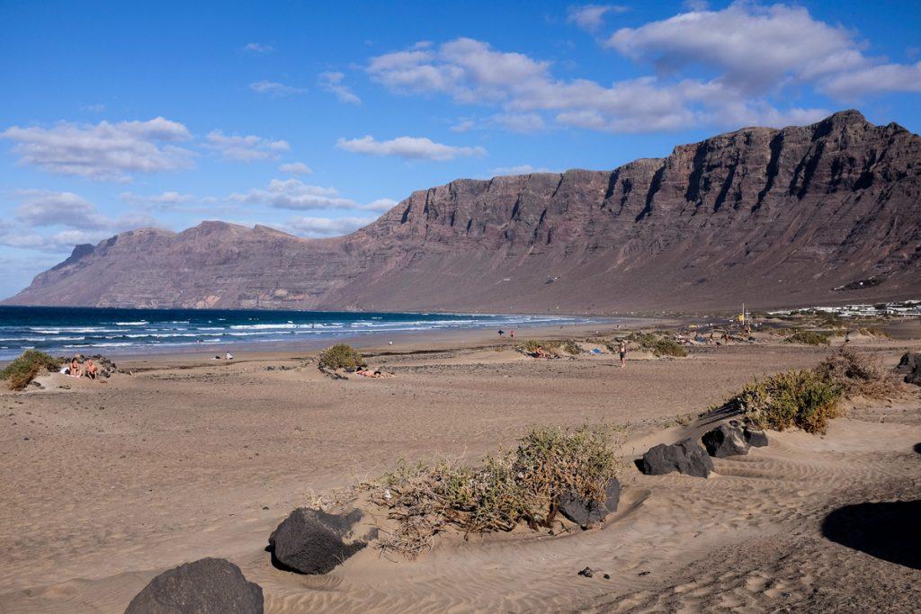 Famara paplūdimys