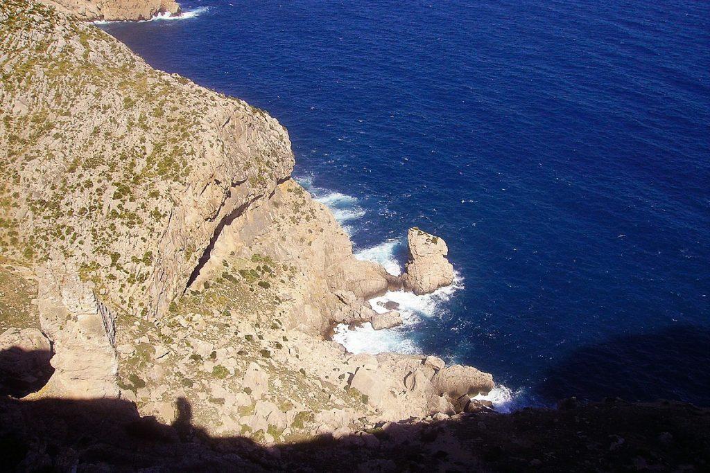 Formentoro pusiasalis Maljorkoje
