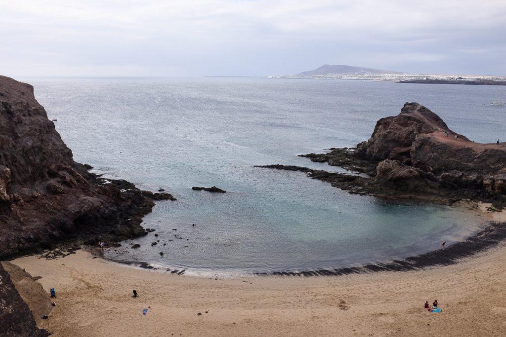 Papagayo paplūdimys