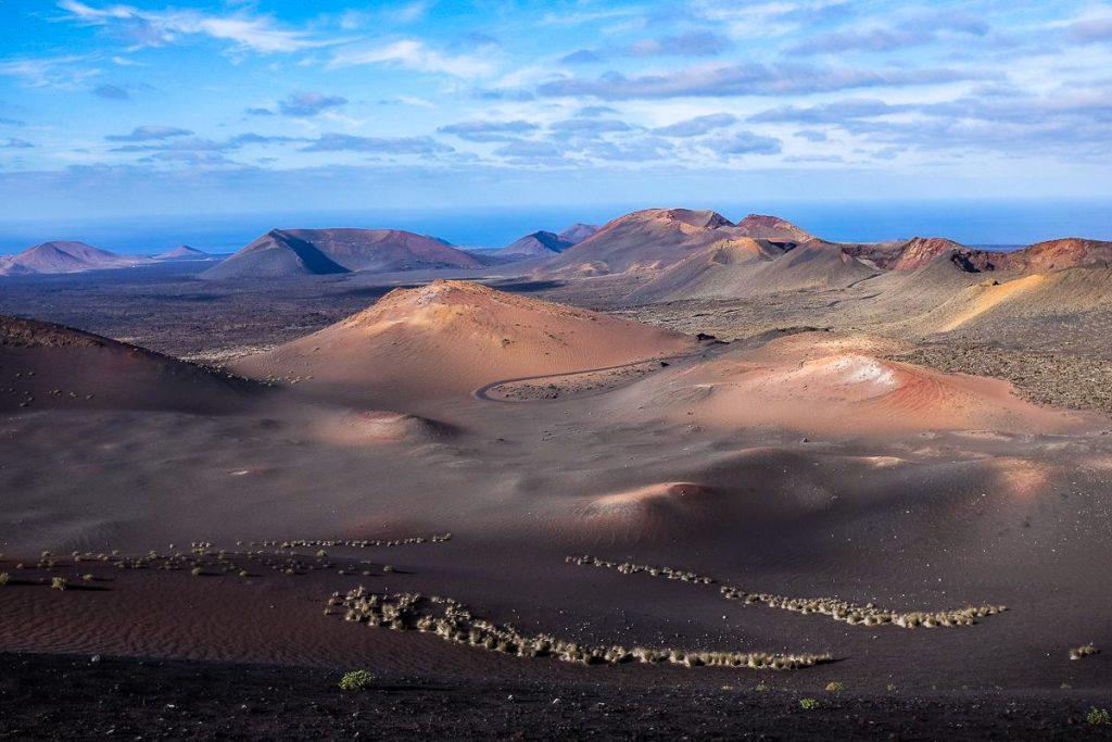 Timanfaya nacionalinis parkas