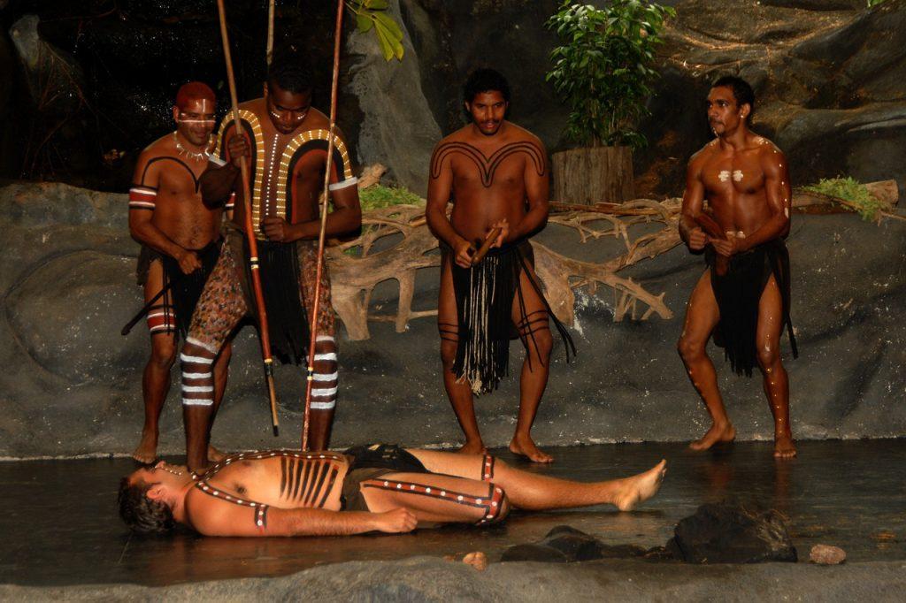Tjapukai aborigenų parkas