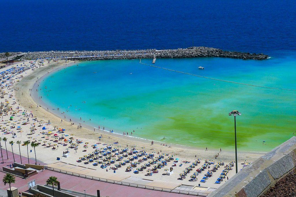 Gran Kanarijos paplūdimiai