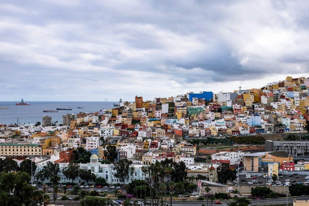 Gran Kanarijos Las Palmas