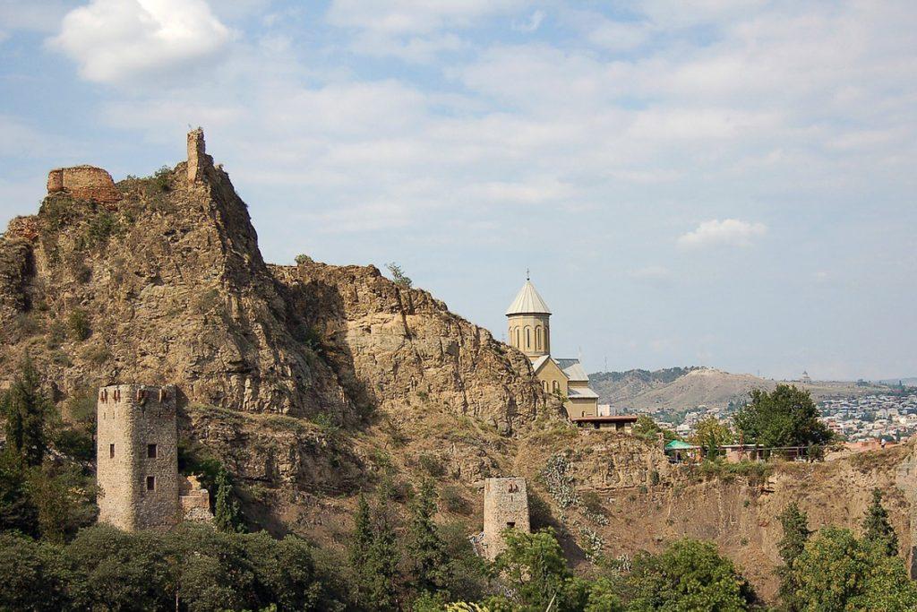 Narikala tvirtovė
