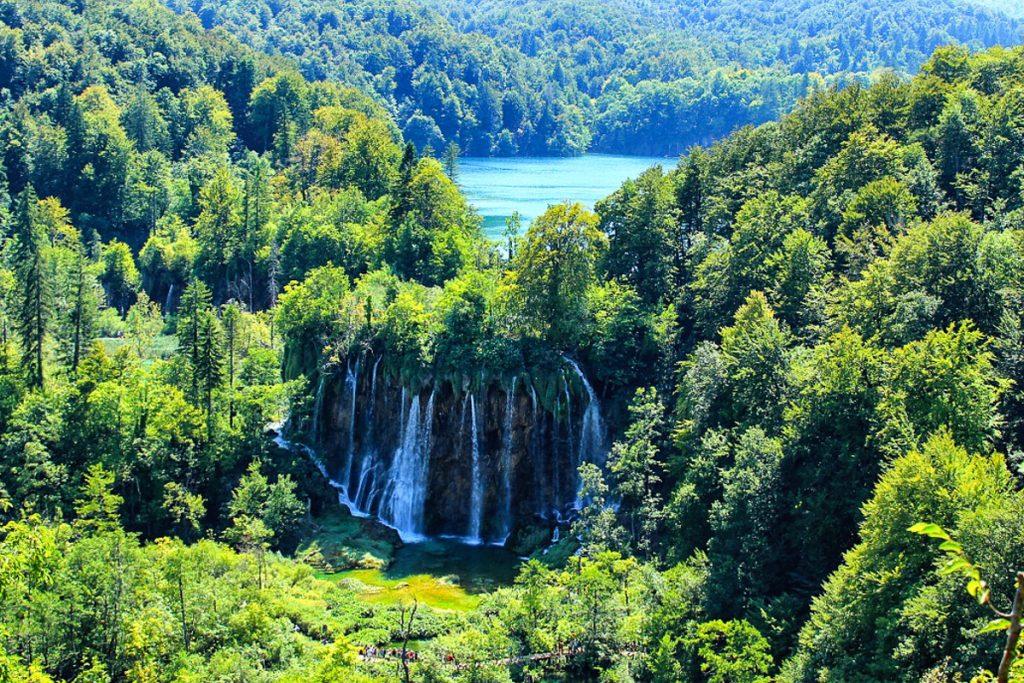 Plitvicos ežerų nacionalinis parkas