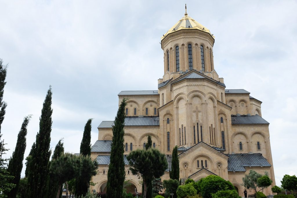 Švenčiausios Trejybės katedra