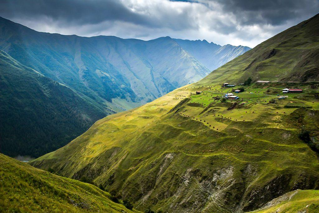 Tušetijos nacionalinis parkas