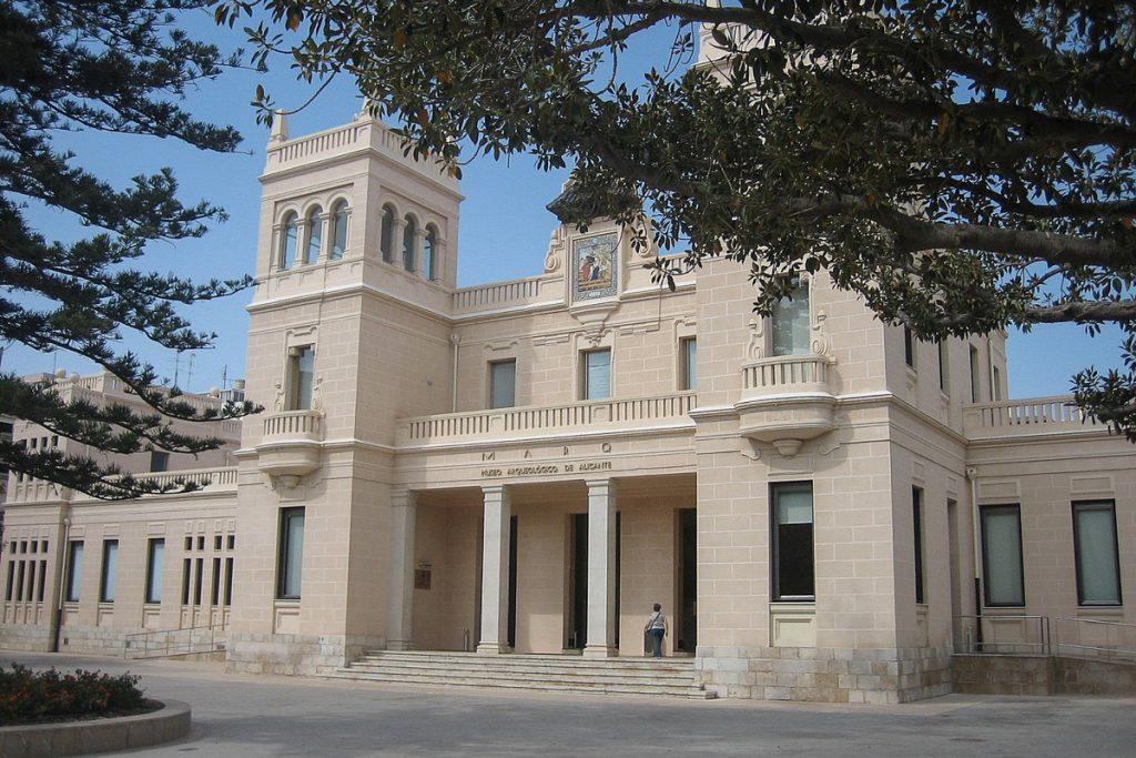 Alikantės archeologijos muziejus