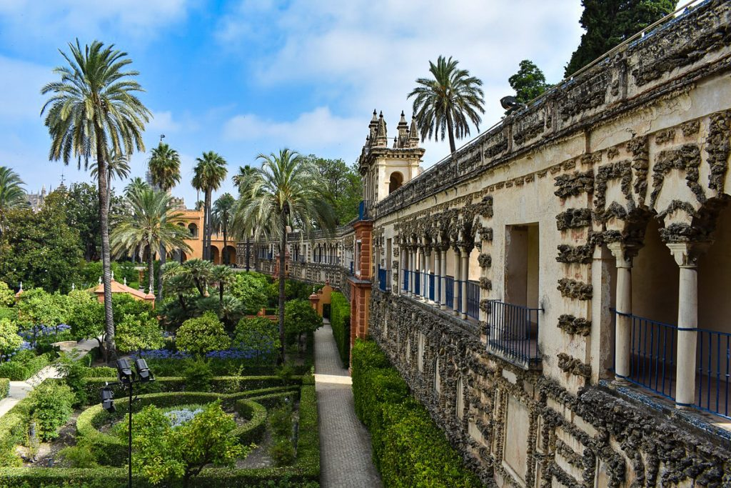Alkazaras (Royal Alcazar of Seville)